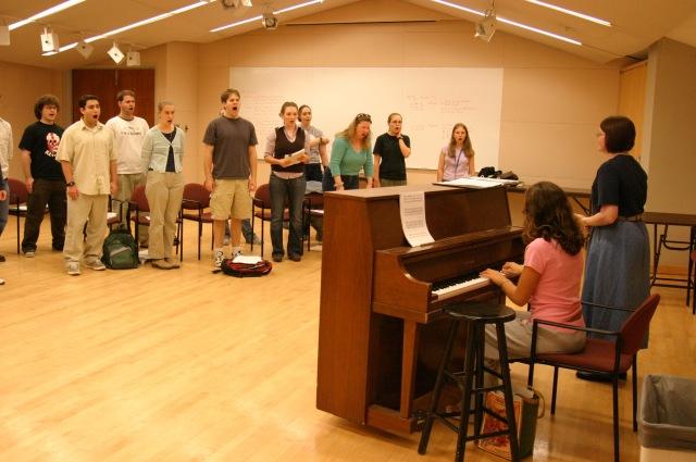 Theatre Etiquette: Concerning Rehearsals