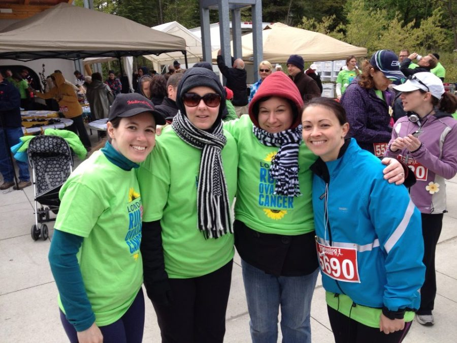 Running Daze: Run for Ovarian Cancer!