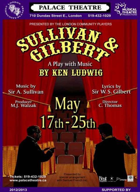 Come See Sullivan & Gilbert!