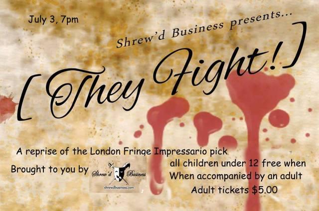 Fight Night... July 3!