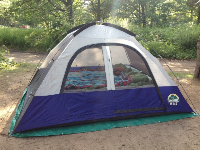 We Survived the Storm: Camping in Rondeau Provincial Park!