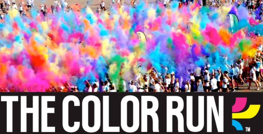 Fitness Frenzy: The Color Run!