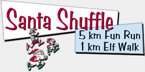 Running Daze: Gotta Start Training for the Santa Shuffle!