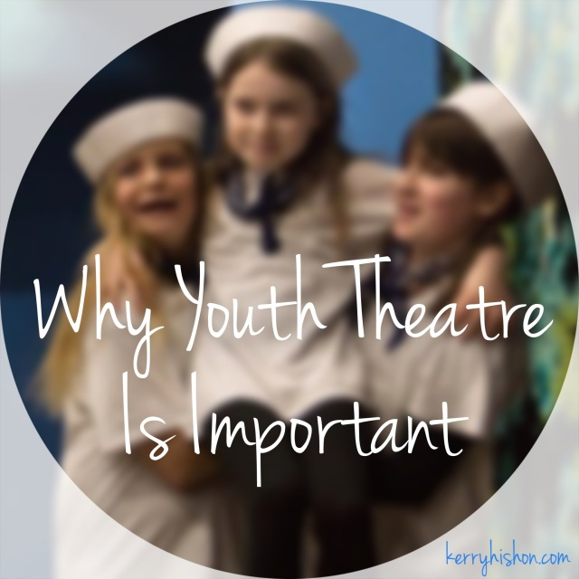 Why Youth Theatre Is Important
