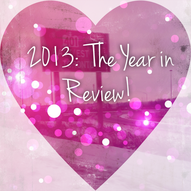 2013: The Year in Review!