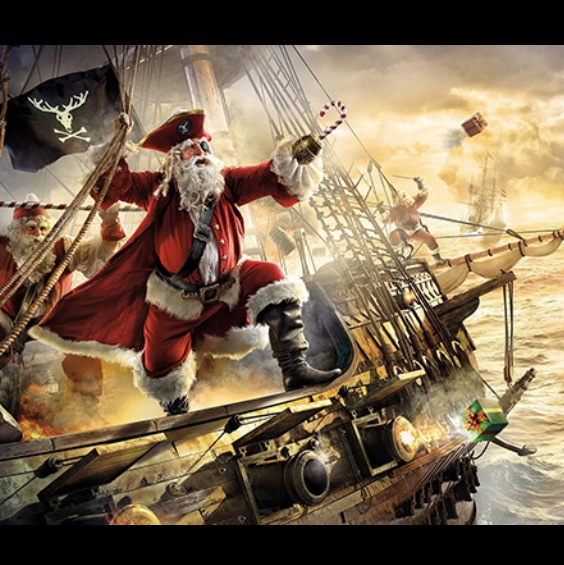 Thankful Thursday: Christmas, Ahoy!