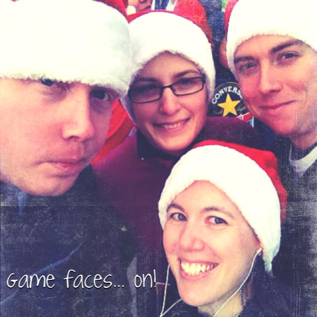 Santa Shuffle Success!