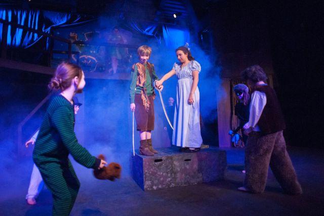 Disney's Peter Pan Jr. Opens TODAY!