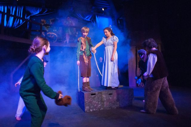 Disney's Peter Pan Jr. Opens TODAY!