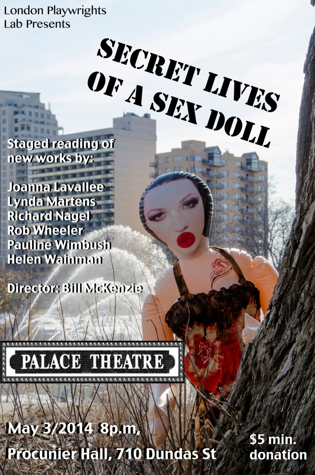 Tonight Only! Secret Lives of a Sex Doll