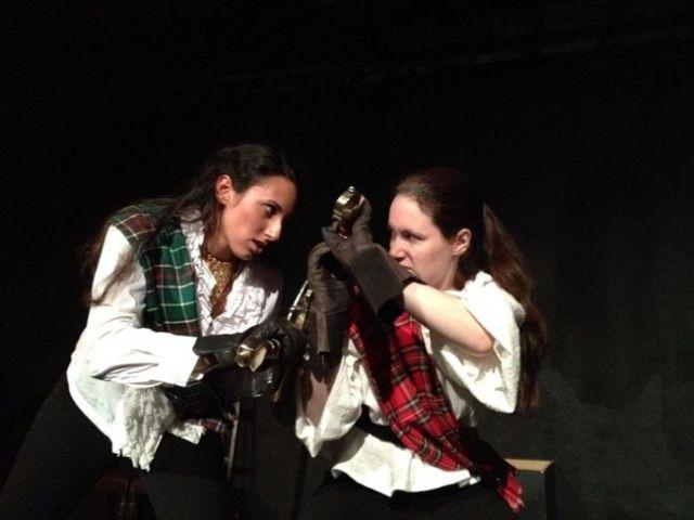 Macbeth Opens Today!