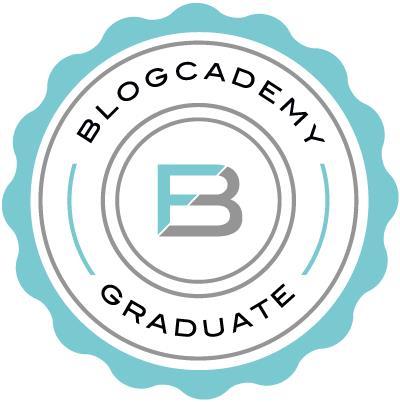 Blogcademy Graduate!