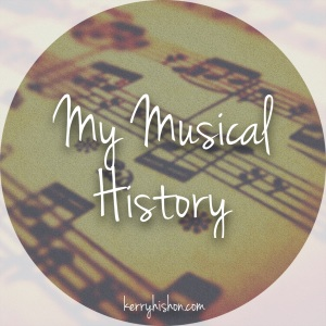 Sunday Evening Dance Party - My Musical History