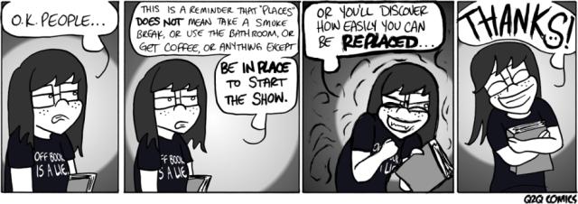 Friday Funnies: Q2Q Comics