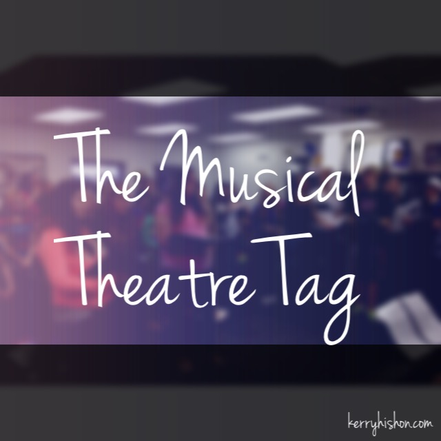 The Musical Theatre Tag