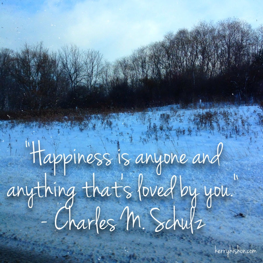Wednesday Words of Wisdom - Charles M. Schulz