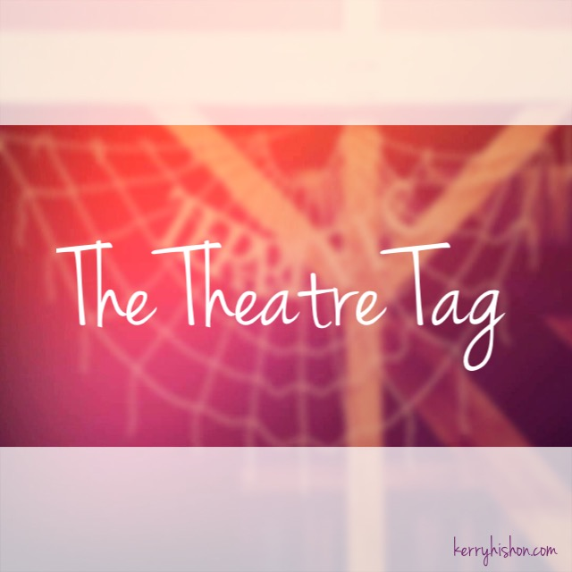 Fun & Games: The Theatre Tag