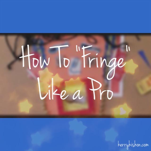 """How To """"Fringe"""" Like a Pro"""