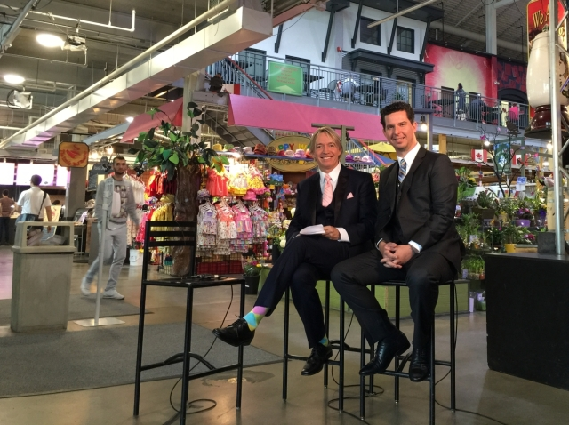 "Theatre Talk With Donald D'Haene, Host of ""DISH with Donald,"" Rogers TV London"