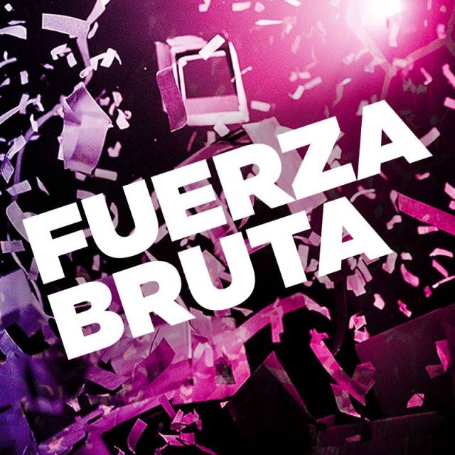 Win Tickets to FUERZA BRUTA in NYC! [Giveaway!]