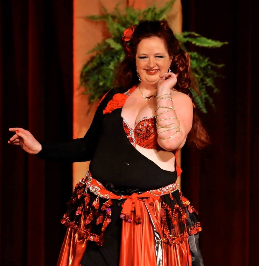 Theatre Talk With Shanna Mandell, Middle Eastern Cabaret Performer & Instructor