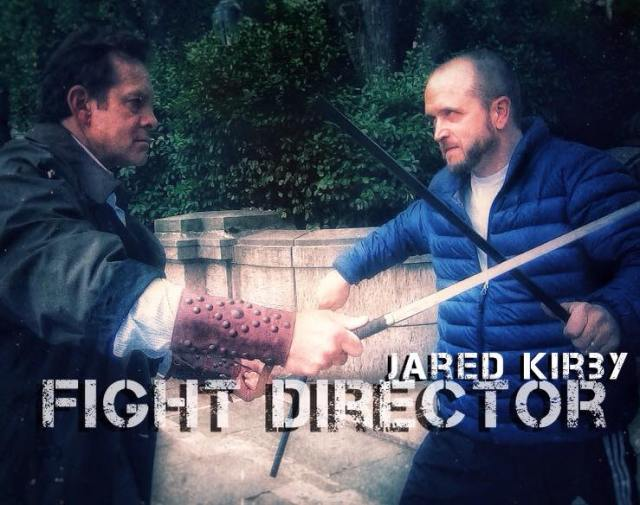 Theatre Talk With Jared Kirby, Fight Director