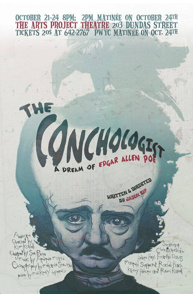 The Conchologist Opens Today!
