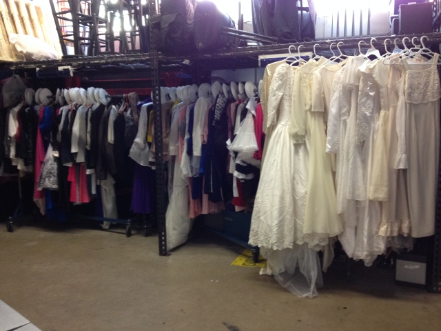 8 Quick Tips for Organizing Costumes Backstage, For Community & School Productions