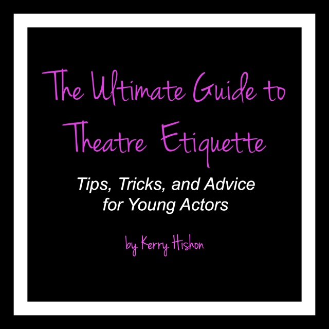 The Ultimate Guide to Theatre Etiquette