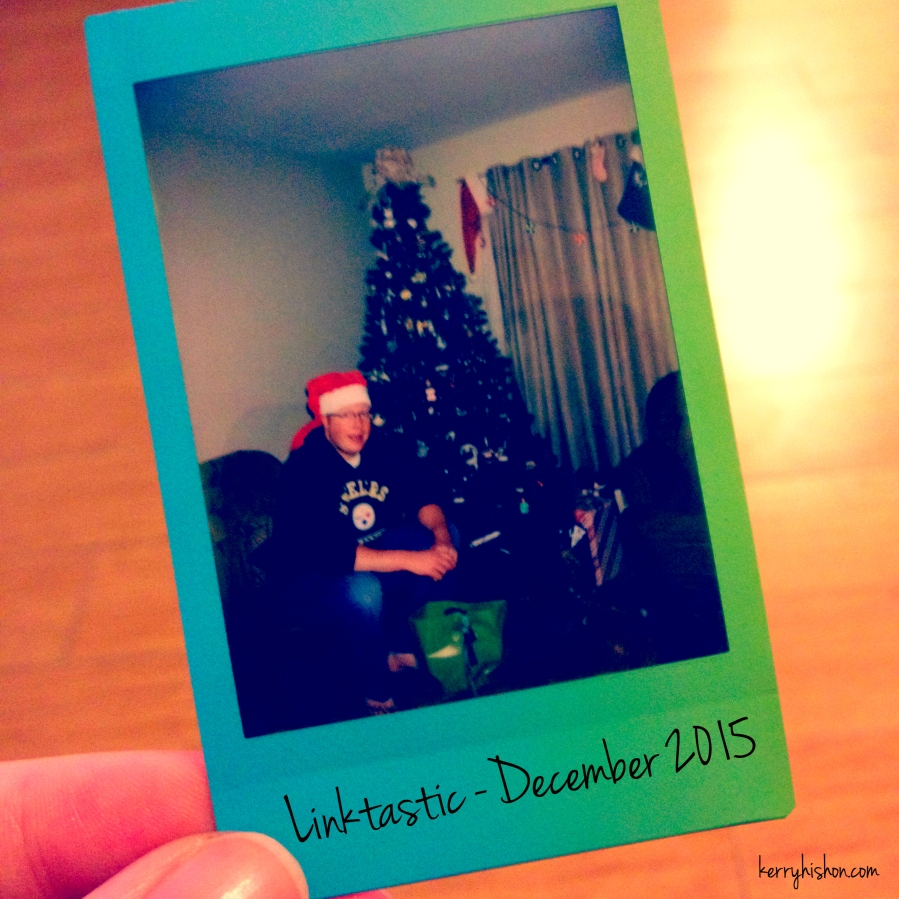 The Last Linktastic of the Year - December 2015