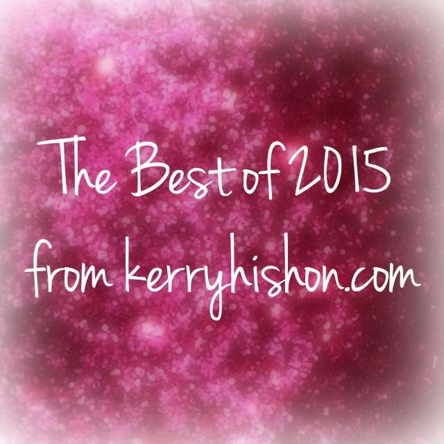 The Best of 2015 from kerryhishon.com