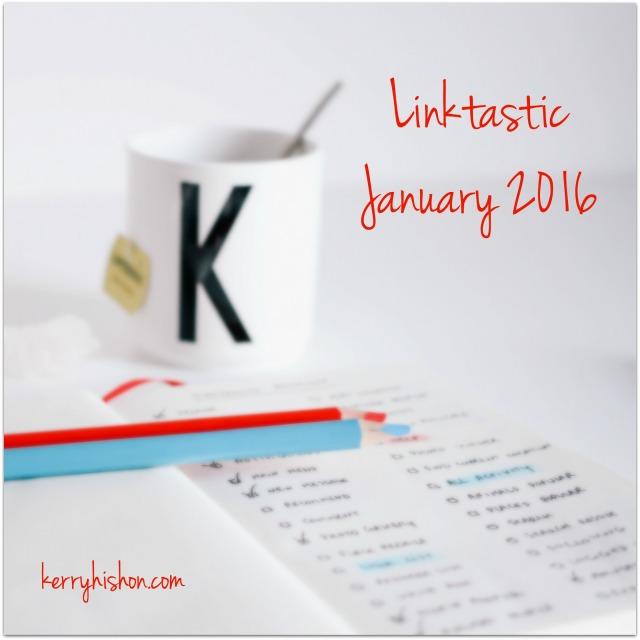 Linktastic - January 2016