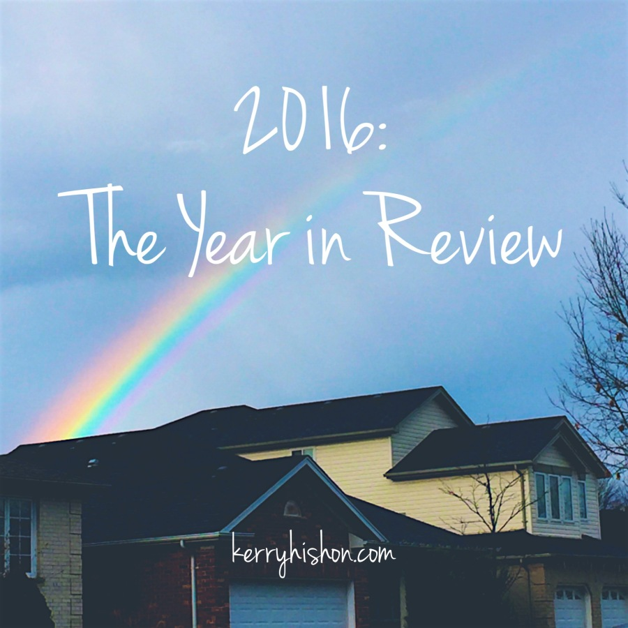 2016: The Year in Review
