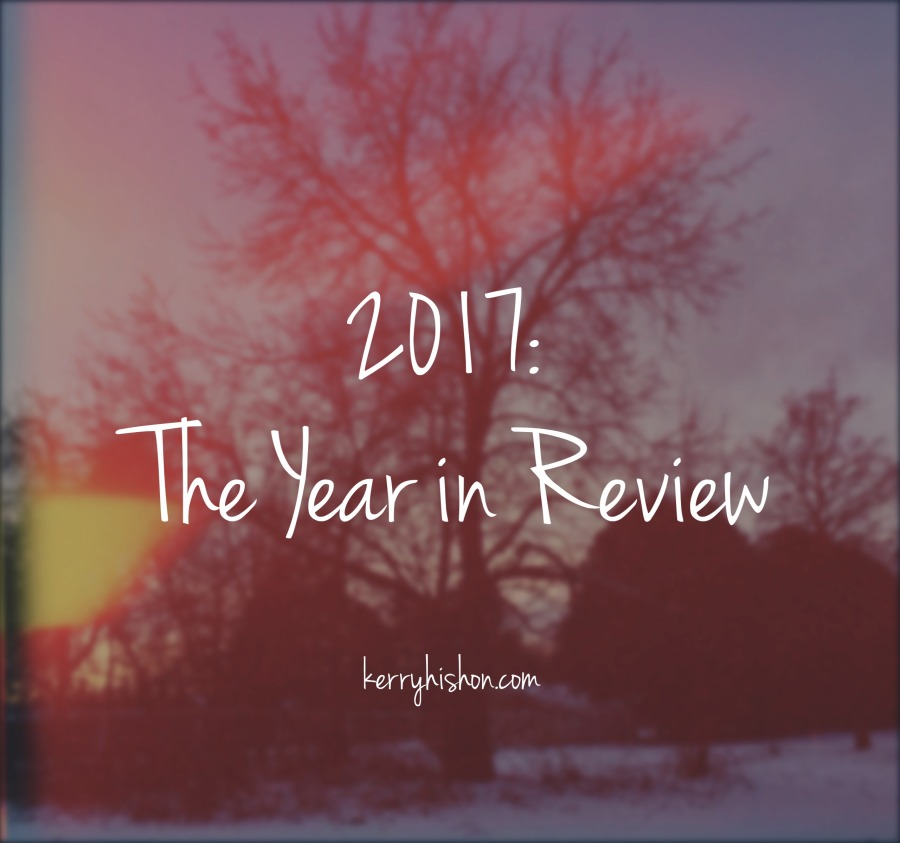 2017: The Year in Review