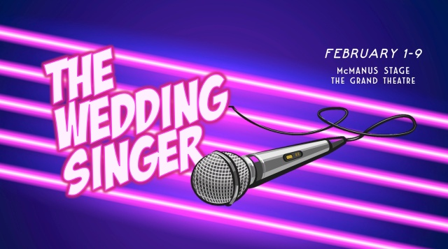 Musical Theatre Productions presents The Wedding Singer